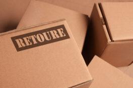 Rücksendung Onlinehandel