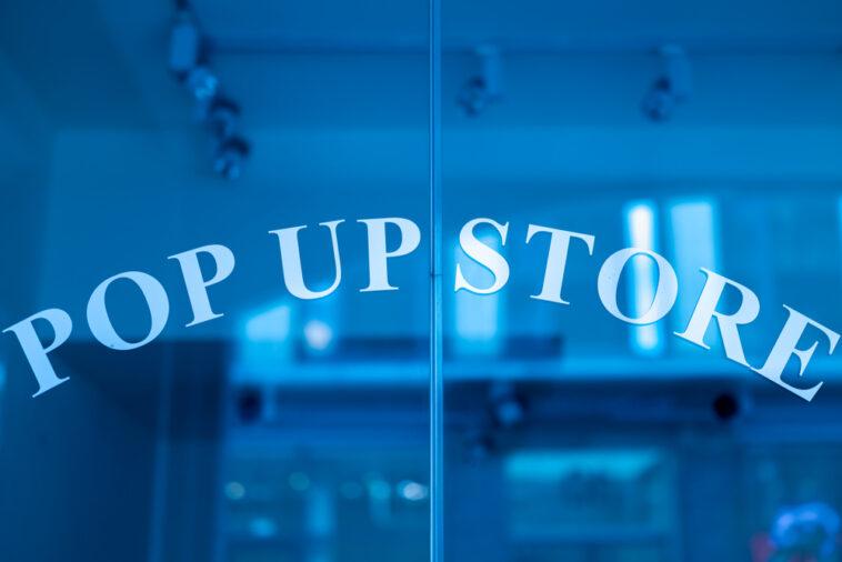 Pop-Up-Store-Konzept