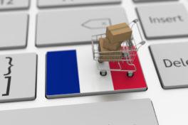 Französischer Online-Shop