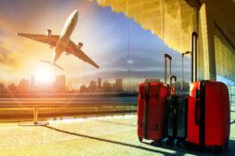 Reiseverhalten der Deutschen 2021: Nachfrage nach Koffern um 800% gestiegen