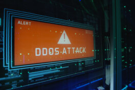 DDoS-Attacken