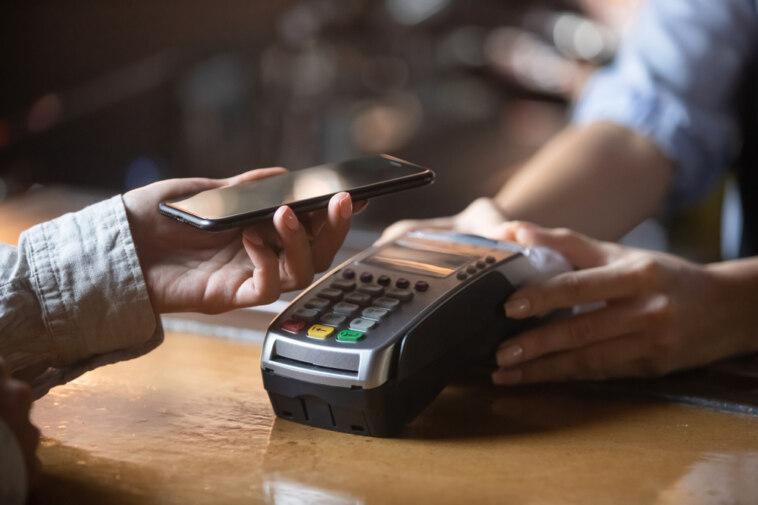 Zahlungsmethoden kontaktloses Bezahlen Bezahlverhalten