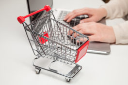 Online Shopping Quarantäne