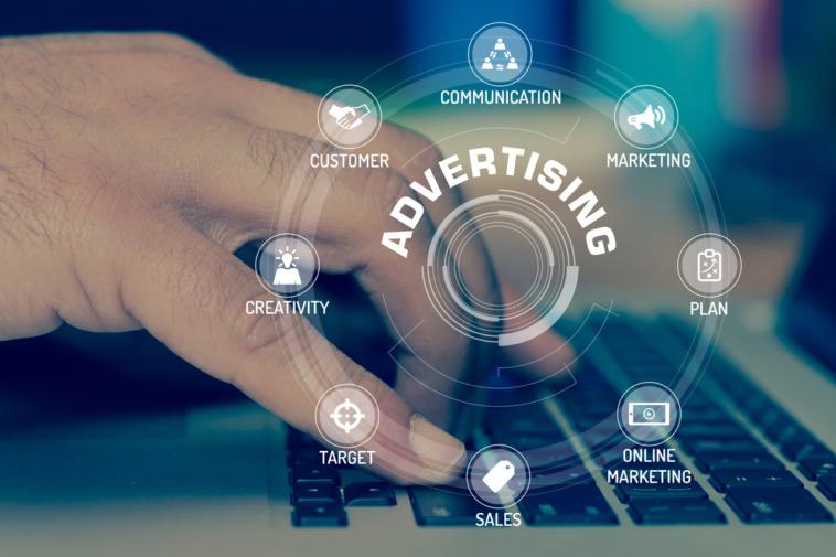 Online-Werbung Personalisierte Online-Werbung