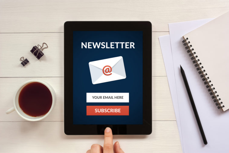Newsletter-Texte erstellen Tipps