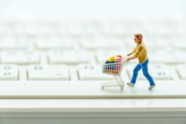 Lebensmittel online einkaufen