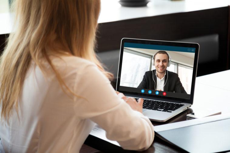 Videokonferenzen im Homeoffice