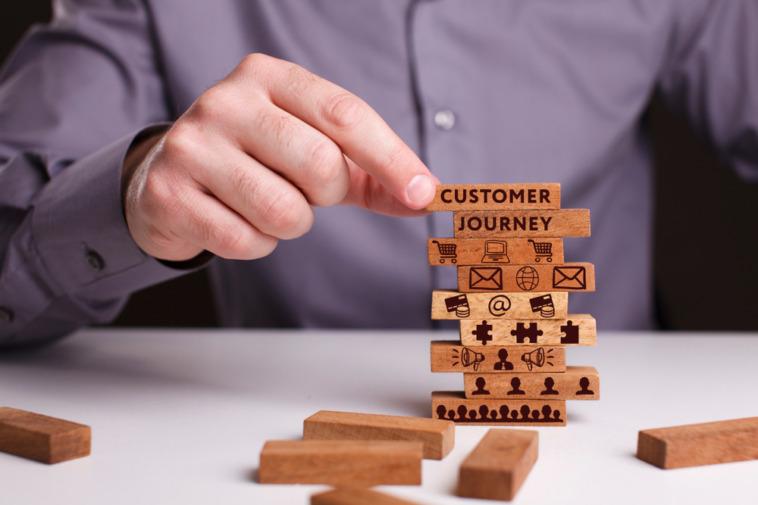 Einkaufserlebnis Customer Journey Management Touchpoints