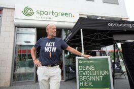Nachhaltige Sportbekleidung Sportgreen