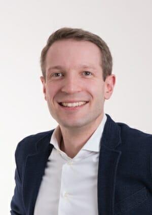 Stefan Bures, CEO metoda