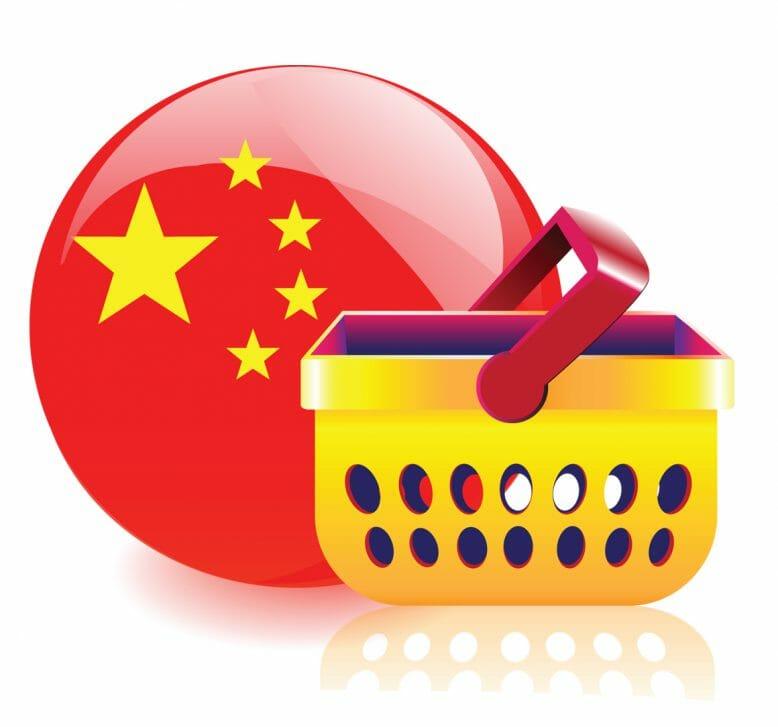 China: Einkaufsverhalten