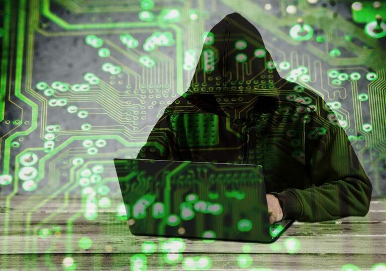 Cyberkrimineller Cyberattacken