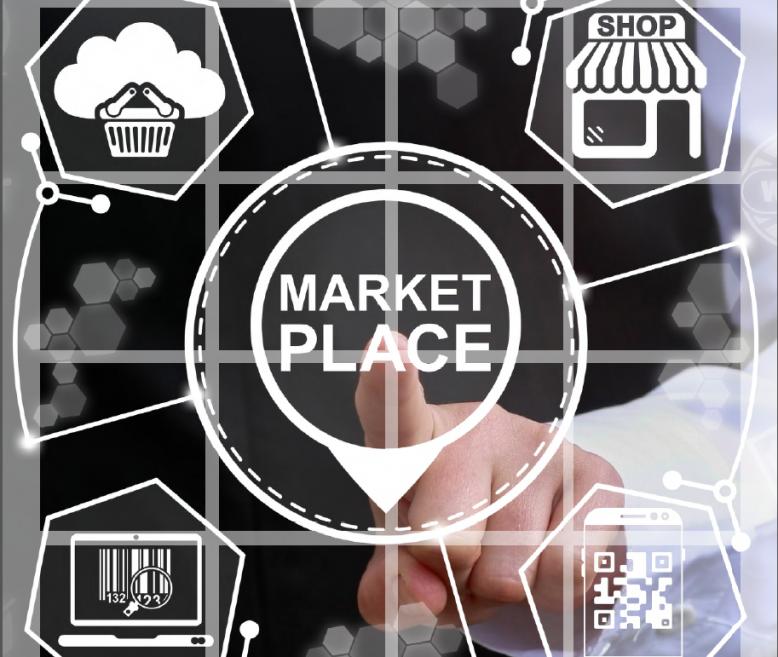 Grafik B2B-Marktplätze