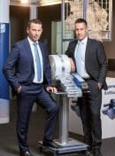 Marc Rapp und Daniel Koch, Flöter Verpackungs-Service