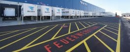 Hermes-Logistik-Center in Graben bei Augsburg