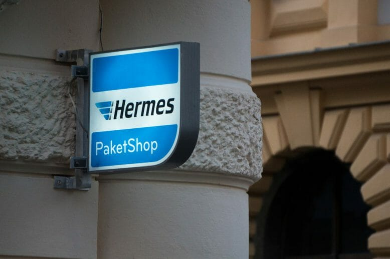 Hermes-Paketshop
