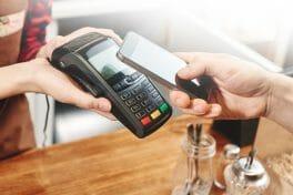 kontaktlos bezahlen