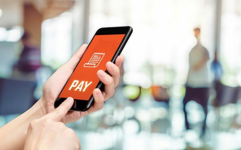Biometrische Bezahlsysteme