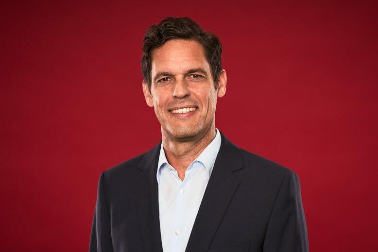 Dr. Oliver Maus, CEO der Plusserver-Gruppe