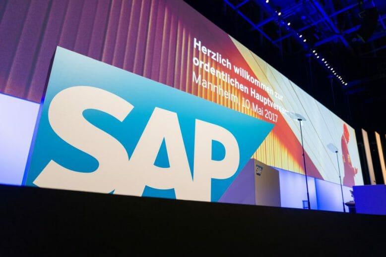 SAP-Veranstaltung