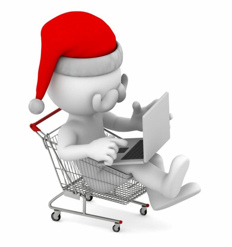 Elektronik zu Weihnachten