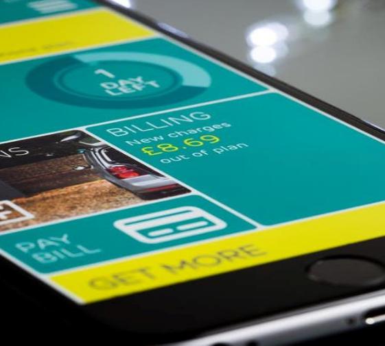 mobile Banking per Smartphone
