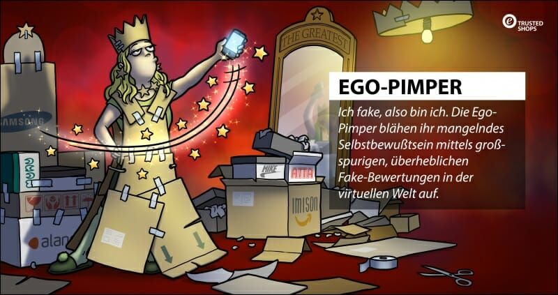 Ego-Pimper