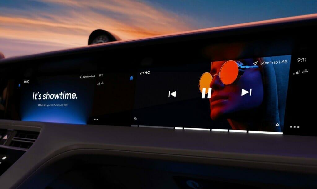 In-Car-Entertainment